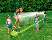 BSCI Audited inflatable pvc snake splash sprayer