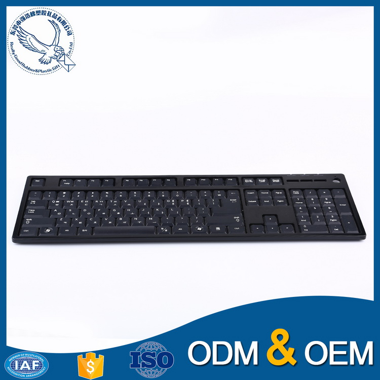 Wireless Mini Keyboards 3 Colors Backlight With Touchpad And Battery For Gaming
