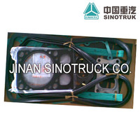PARTS NAME: ENGINE REPAIR KIT PARTS NO: AZ1560010701 SINOTRUK/HOWO/HOWO A7 SPARE PARTS