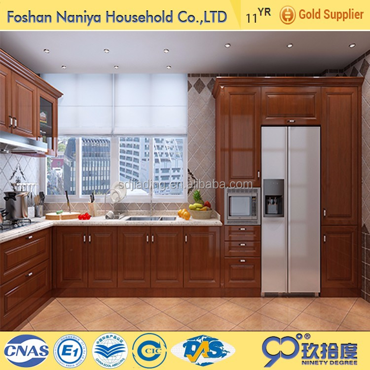 customized new kitchen pantry cupboards of building materials guangzhou