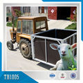 Transport Box With Tractor Head