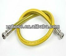 DN15 EN14800 flexible stainless steel gas hose for home appliance