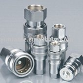 KZE hydraulic quick coupling