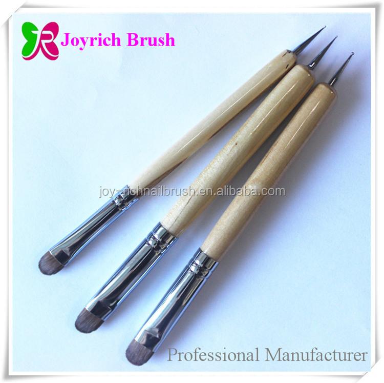 Kolinsky french nail brush nail care tools and equipment, View nail ...