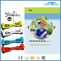 Popular 600W 4.5 Inch Lovely Balance Board Scooter with Samsung Battery for kids
