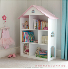 dollhouse bookcase bedroom bookshelf