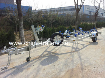 Boat Trailer of TR0200A