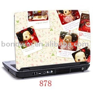 12.1-17 inch PP cute laptop skin