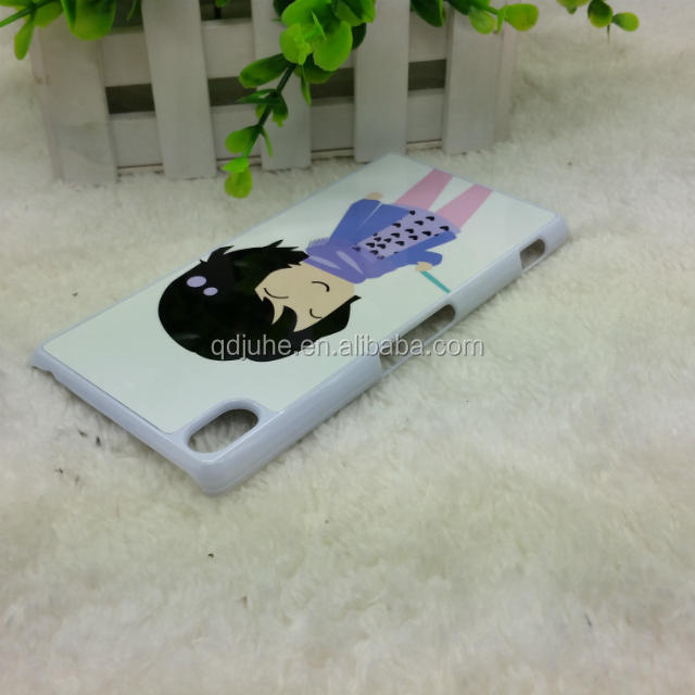 PC sublimation phone case for sony Z3