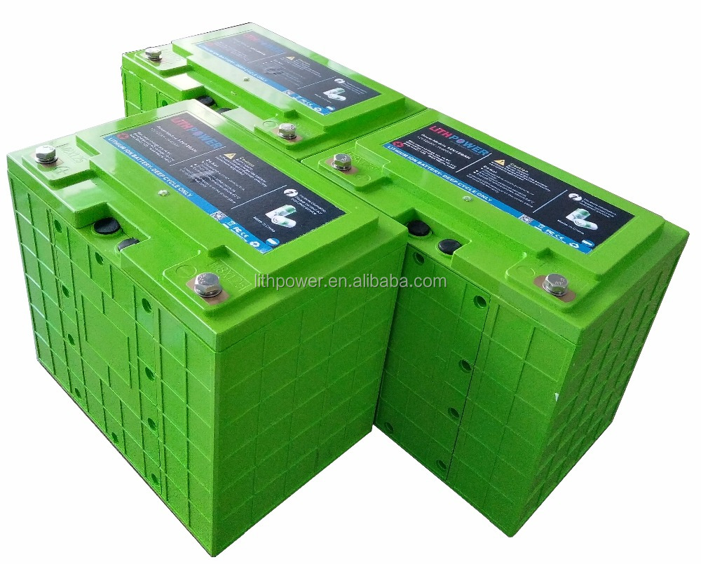 deep cycle lifepo4 24v 100ah lithium ion battery for coffee machine