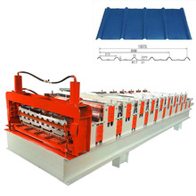 Tianjin YS new Corrugated roof tile roll forming machinery of Chinese manufacturers