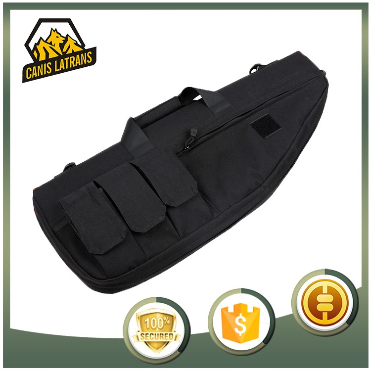 Tactical Military 600D Oxford Waterproof Hunting Go Graal Era Garment Gun Bag Airsoft Gun Carry Case