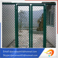 China Anping hot sale good quality cheap welded PVC coated beautiful grid wire mesh(factory)