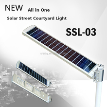 Waterproof Outdoor New Small Solar energy Street Light