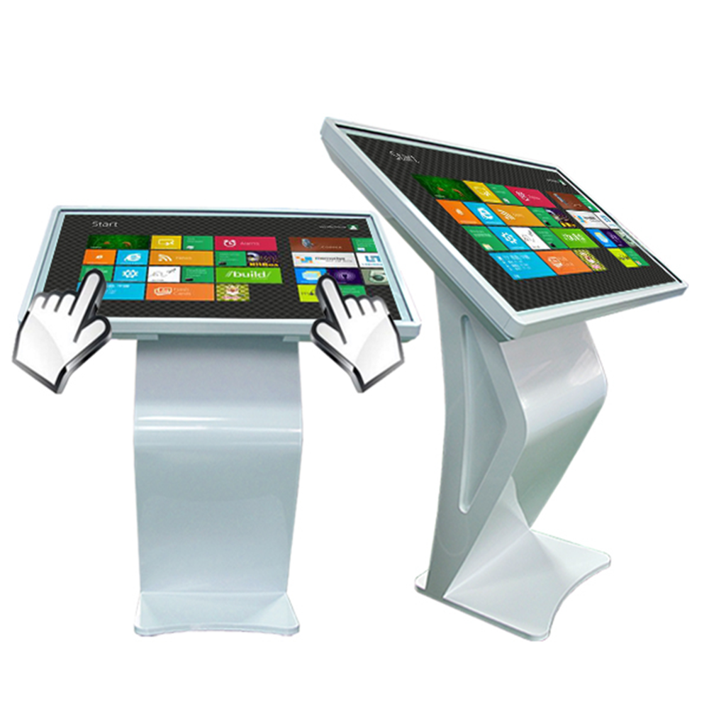 42 inch digital signage Touch Screen Kiosk RK3188 Android 4.4 android 5.1 free standing lcd touch screen