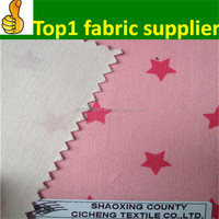 E 2014 make to order supplier Fluorescent Cotton Twill Fabric, High Visibility,
