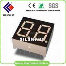 Most wanted products bicolor 7 segment led display
