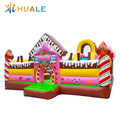 Hot sale inflatable bounce house for kids,Candy inflatable bouncer for sale