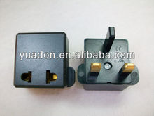 2013 top quality US to UK travel adapter ,plug adaptor