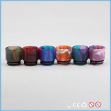 Wholesales Alpenliebe Resin TFV8 810 Drip tip Alps epoxy vape drip tips alibaba co uk