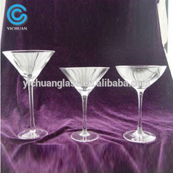 S3 man made crystal creative cocktail mixing glass