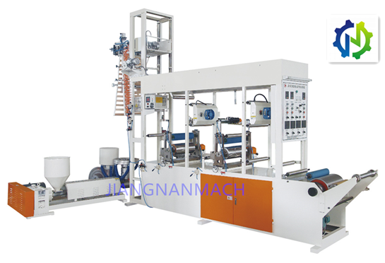 China Film blowing and printing machine