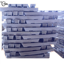 High quality flux and aluminum alloying additive raw material for Aluminium alloy ingot ADC12 / AL ADC12 manufacturer