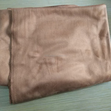 Bronzed Suede Chair Cover Fabric Micro Suede Velvet Fabric for Pillow Cover/Dress/Skirt