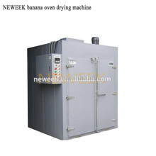 Neweek Electric temperature control 2 trolley Kiwi fruit banana oven drying machine