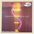 new decorative fiber optic cheap crystal chandeliers