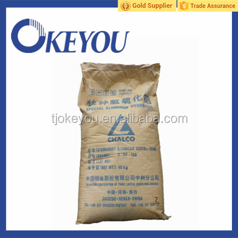 Industrial Chemical Additive Aluminum hydroxide powder