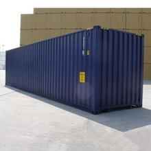 CSC Certified 20 ft 40ft New Shipping Container Manufacturer