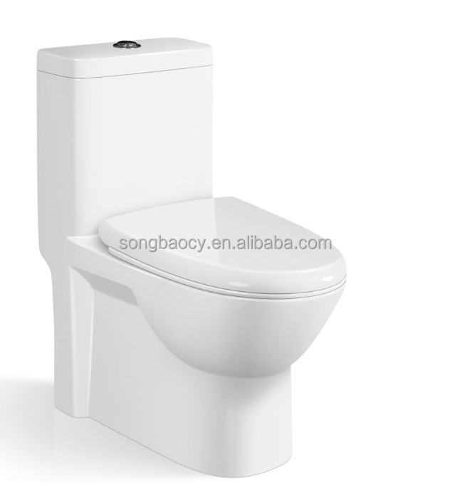 9205 single flush button excess siphonic toilet for sale