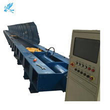 Horizontal tension test, electric computer control test bench, horizontal cylinder hydraulic bench