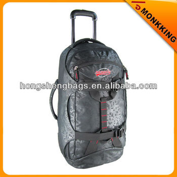 Best Seller Monkking Travel Trolley Bag