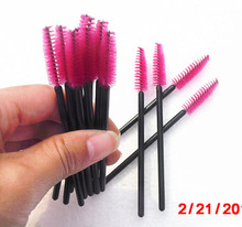 korean cheap high quality eyelash extension make up brush high quality mascara brush