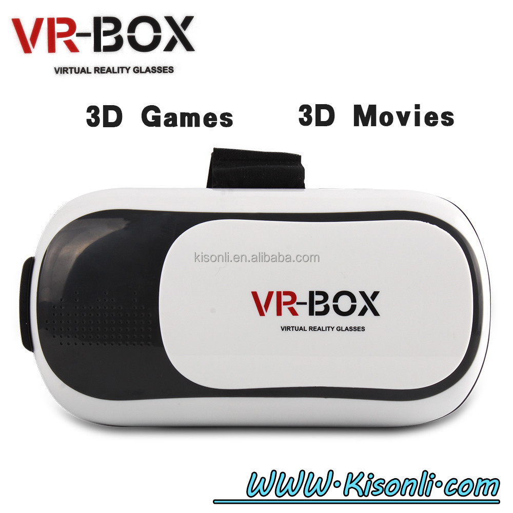 new trending product vr box 3d glasses, shinecon vr 2.0, xnxx 3d vr headset