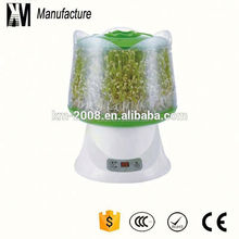 hot saling 4 kinds of beans and germination bean shelling machine for kitchen appliance