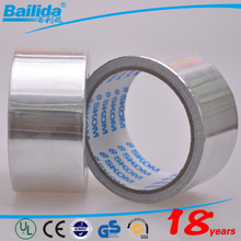Alibaba online shopping anticorrosive high adhesive aluminum foil tape for air container