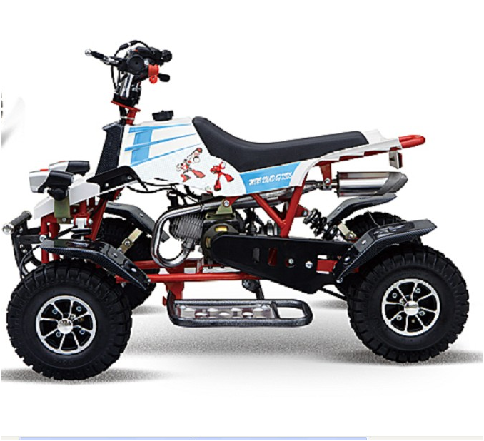 50CC motorcycle atv CSATV-49 2016 mini atv hot product best sell
