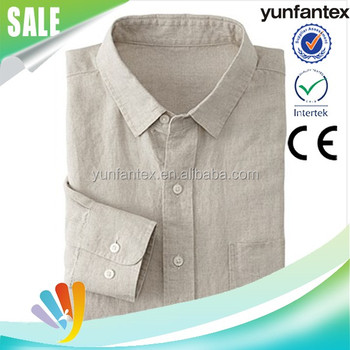 2016 fashion linen blouses