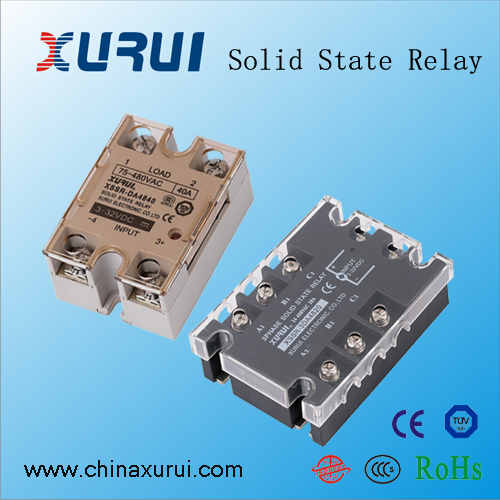 iec standard 10a-600a single phase solid state relay china supplier(tuv ccc ce rohs) / schrack relay solid state relay