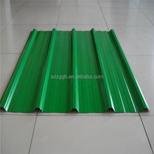 color coated zinc profiled steel sheet