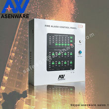 Photoelectric 2 Wire Analog Fire Alarm Detector Control Solution