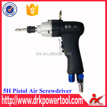 china tool DRK V3-H Pneumatic Pistol Air Screwdriver workshop tools