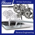 Reverse Engineering 3D Modeling Reenineering Service For Semiconductor Parts