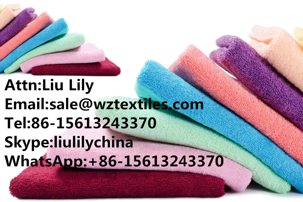 Custom Towel With Cheap Price
