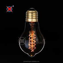 2016 Vintage lamp-edison A19 40w gold glass warm light edison string lights edison incandescent lamp