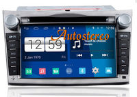 Andriod 4.4 Quad-Core Car DVD Radio player stereo forSubaru Otback 2009+ car gps navigation headunit multimedia system with wifi