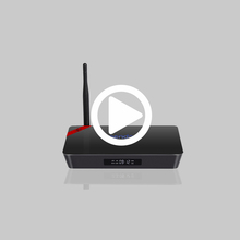1080p full hd receiver Pendoo x92 amlogic s912 2g 16g android 6.0 tv box with great price 4K Full HD TV Box KD player 17.0
